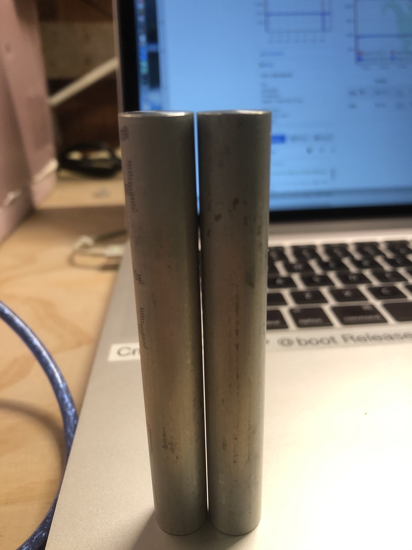 X axis Spacers