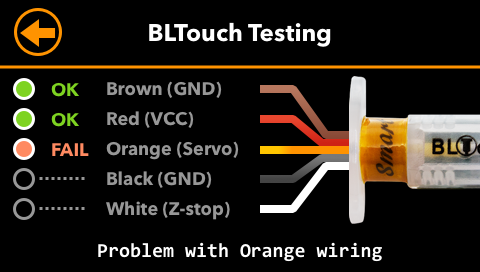 BLTouch Testing 4